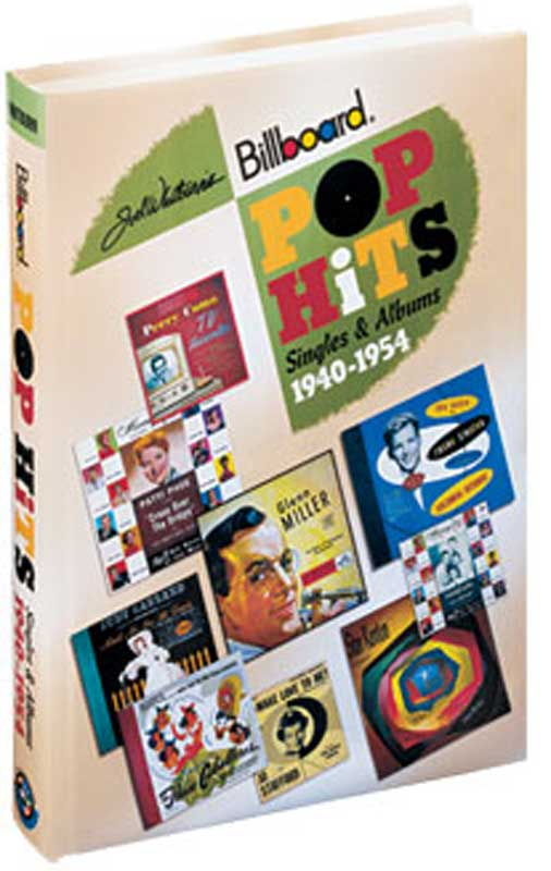 Pop HIts Singles & Albums: 1940-1954