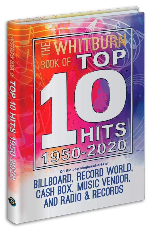 The Whitburn Book of Top 10 Hits 1950-2020