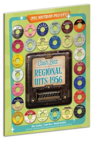 Cash Box Regional Hits 1956