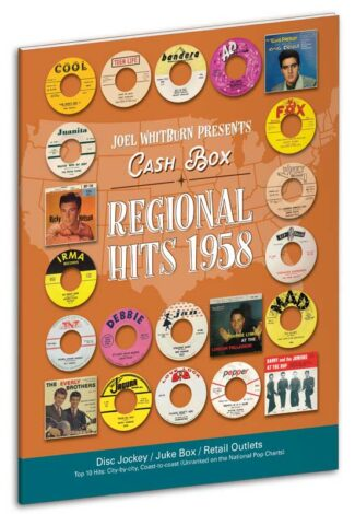 Cash Box Regional Hits 1958