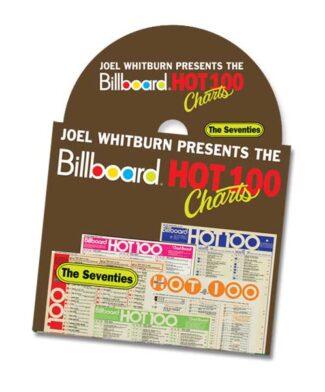 Billboard Hot 100 Charts: The 1970s DVD-rom