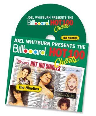 Billboard Hot 100 Charts: The 1990s DVD-rom