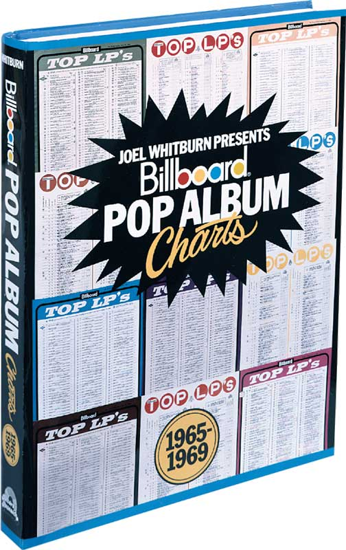 Billboard Pop Album Charts 1965-69