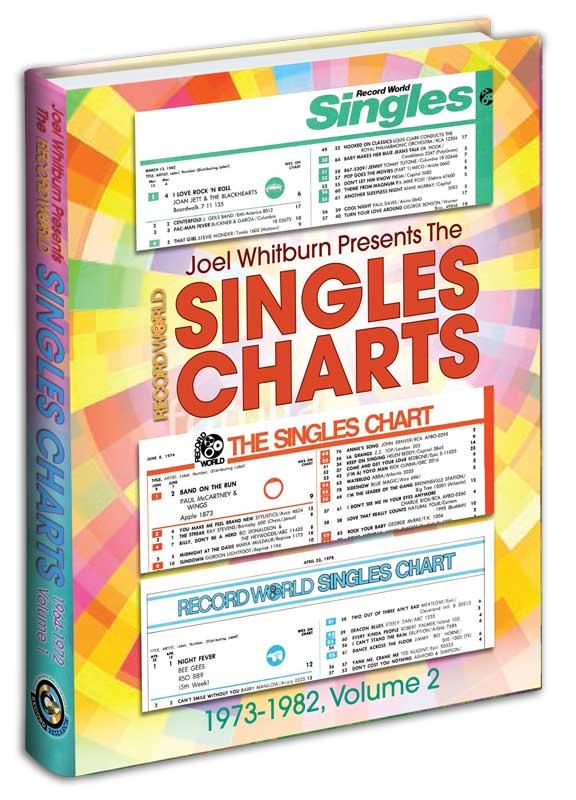 Record World Singles Charts 1973-1982
