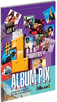 #1 Album Pix 1945-2004